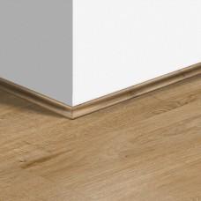 Виниловый плинтус Quick-Step скоция Дуб хлопковый натуральный (Cotton oak natural) QSVSCOT40104 (PUCL40104) 17 x 17 мм