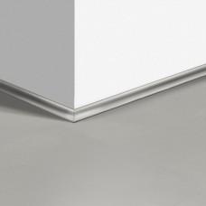 Виниловый плинтус Quick-Step скоция Шлифованный бетон светло-серый (Minimal Light Grey) QSVSCOT40139 (AMCL40139 AMGP40139) 17 x 17 мм