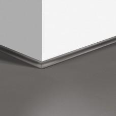 Виниловый плинтус Quick-Step скоция Шлифованный бетон серый (Minimal Medium Grey) QSVSCOT40140 (AMCL40140 AMGP40140) 17 x 17 мм