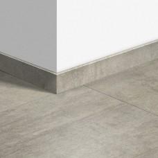 Виниловый плинтус Quick-Step стандартный Травертин светло-серый (Light gray travertine) QSVSK40047 (AMCL40047 AMGP40047) 58 x 12 мм