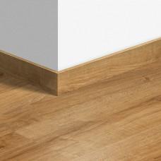 Виниловый плинтус Quick-Step стандартный Дуб осенний медовый (Autumn oak honey) QSVSK40088 (PUGP40088 PUCL40088 AVMP40088) 58 x 12 мм