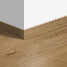 Виниловый плинтус Quick-Step стандартный Дуб хлопковый натуральный (Cotton oak natural) QSVSK40104 (PUCL40104) 58 x 12 мм