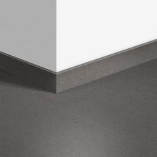 Виниловый плинтус Quick-Step стандартный Минеральная крошка серая (Mineral crumb gray) QSVSK40138 (AMCL40138 AMGP40138) 58 x 12 мм