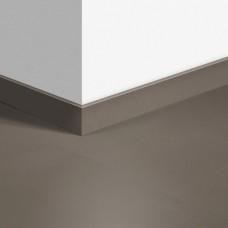 Виниловый плинтус Quick-Step стандартный Шлифованный бетон темно-серый (Polished dark gray concrete) QSVSK40141 (AMCL40141 AMGP40141) 58 x 12 мм