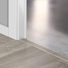 Профиль виниловый Quick-Step Incizo Дуб каньон серый пилёный (Canyon oak grey with saw cuts) QSVINCP40030 (BAGP40030 / BACL40030 / RBACL40030 / AVSP40030)