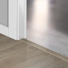 Профиль виниловый Quick-Step Incizo Серо-бурый шелковый дуб (Silk oak grey brown) QSVINCP40053 (BAGP40053 / BACL40053 / RBACL40053)