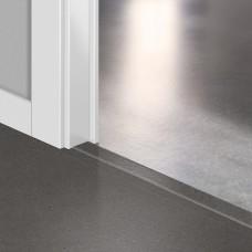 Профиль виниловый Quick-Step Incizo Минеральная крошка серая (Vibrant Medium Grey) QSVINCP40138 (AMCL40138 / AMGP40138)