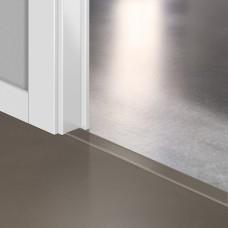 Профиль виниловый Quick-Step Incizo Шлифованный бетон темно-серый (Minimal taupe) QSVINCP40141 (AMCL40141 / AMGP40141)