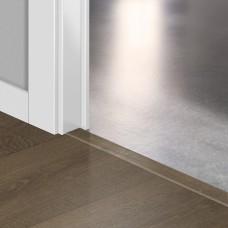Профиль виниловый Quick-Step Incizo Дуб бархатный коричневый (Velvet Oak Brown) QSVINCP40160 (BACL40160 / BAGP40160)