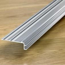 Профиль алюминиевый Quick-Step Incizo для лестниц (для ламината 8 мм)