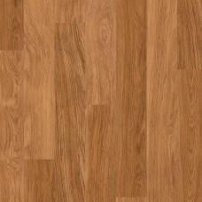 Ламинат Quick-Step Темный лакированный дуб коллекция Eligna U918