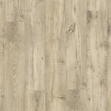ПВХ плитка для пола Quick-Step Livyn Каштан винтажный светлый коллекция Balance Click BACL40028