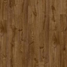 ПВХ плитка для пола Quick-Step Livyn Дуб осенний коричневый коллекция Pulse Click PUCL40090