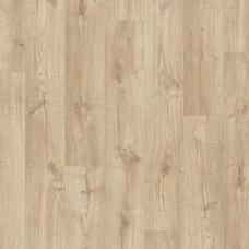 ПВХ плитка для пола Quick-Step Livyn Дуб осенний светлый натуральный коллекция Pulse Click PUCL40087