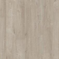ПВХ плитка для пола Quick-Step Livyn Дуб хлопковый светло-серый коллекция Pulse Click PUCL40105