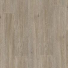 ПВХ плитка для пола Quick-Step Livyn Серо-бурый шелковый дуб коллекция Balance Click BACL40053