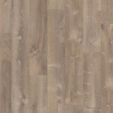 ПВХ плитка для пола Quick-Step Livyn Дуб песчаный теплый коричневый коллекция Pulse Click PUCL40086