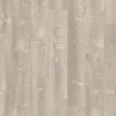 ПВХ плитка для пола Quick-Step Livyn Дуб песчаный теплый серый коллекция Pulse Click PUCL40083