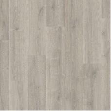 Ламинат Quick-Step Дуб Серый брашированный коллекция Signature SIG4765