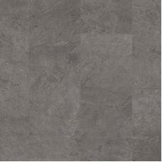 Плитка ПВХ Quick-Step Vinyl Flex Сланец серый коллекция Ambient Click AMCL40034