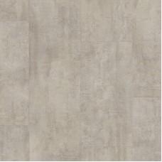 Плитка ПВХ Quick-Step Vinyl Flex Травертин светло-серый коллекция Ambient Click AMCL40047