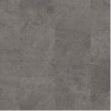 Плитка ПВХ Quick-Step Сланец серый коллекция Ambient Rigid Click RAMCL40034