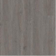 Плитка ПВХ Quick-Step Vinyl Flex Дуб шелковый темно-серый коллекция Balance Click BACL40060