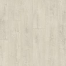 Плитка ПВХ Quick-Step Дуб бархатный светлый коллекция Balance Click Plus BACP40157