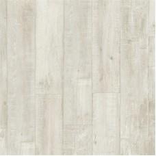 Плитка ПВХ Quick-Step Артизан серый коллекция Balance Click - BACL40040