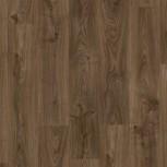 Плитка ПВХ Quick-Step Дуб Коттедж темно-коричневый коллекция Balance Click - BACL40027