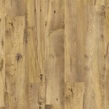 Плитка ПВХ Quick-Step Каштан винтажный натуральный коллекция Balance Click - BACL40029