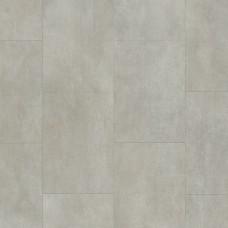 Плитка ПВХ Quick-Step Бетон тёплый серый коллекция Ambient Click AMCL40050