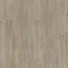 Плитка ПВХ Quick-Step Серо-бурый шёлковый дуб коллекция Balance Glue BAGP40053