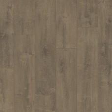 Плитка ПВХ Quick-Step Дуб бархатный коричневый коллекция Balance Click BACL40160