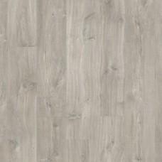 Плитка ПВХ Quick-Step Дуб каньон серый пилёный коллекция Balance Glue BAGP40030