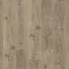 Плитка ПВХ Quick-Step Дуб коттедж серо-коричневый коллекция Balance Glue BAGP40026