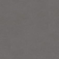 Плитка ПВХ Quick-Step Vibrant нейтральный серый коллекция Ambient Click AMCL40138