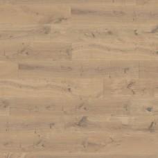 Паркетная доска Quick-Step Дуб ванильный капучино экстраматовый коллекция Massimo MAS3566S