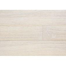 Инженерная доска Романовский паркет Французская елка Proffi Дуб Белый (Дуб Mont Blanc) лак 130 x 15 мм