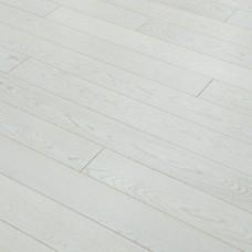 Инженерная доска Романовский паркет Дуб Полярный (Дуб Monte Leone) коллекция Proffi натур лак 125 x 15 мм