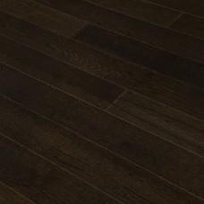 Инженерная доска Романовский паркет Дуб Шоколад (Дуб Ortler) коллекция Proffi рустик масло 125 x 15 мм
