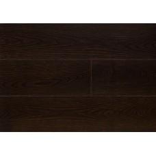 Инженерная доска Романовский паркет Венгерская елка Proffi Ясень Темный Пейнит (Ясень Dunkel Payne) 150 x 15 мм