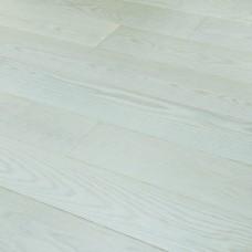 Инженерная доска Романовский паркет Ясень Желтый Цитрин (Ясень Gelbe Citrin) коллекция Proffi 130 x 15 мм