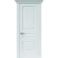 Межкомнатная дверь Sola Porte Кардинал 2 Ясень белый текстурный полотно глухое Багетная серия