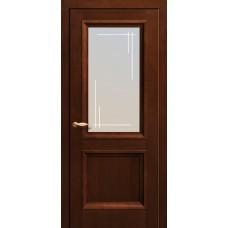Межкомнатная дверь Свобода 173 Акори 23.10 полотно с остеклением вид стекла ст.12 коллекция Eletti