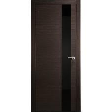 Межкомнатная дверь Свобода 203 Грейвуд 00.22 полотно с остеклением 2 стороны (2000х900) коллекция Loko