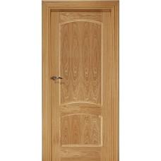 Межкомнатная дверь Свобода 757 Светлый дуб 00.03 полотно глухое коллекция Valdo