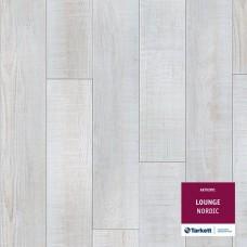 ПВХ плитка Tarkett Art Vinyl Nordic коллекция Lounge планка 914 x 152 мм 230345024