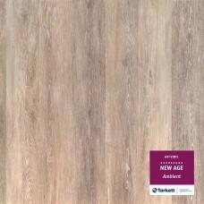 ПВХ плитка Tarkett Art Vinyl Ambient коллекция New Age планка 914 x 102 мм 277006013