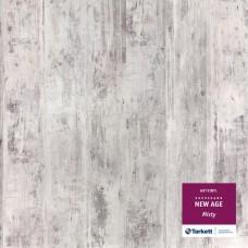 ПВХ плитка Tarkett Art Vinyl Misty коллекция New Age планка 914 x 102 мм 277006012